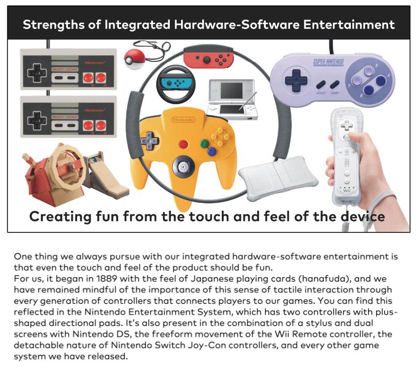 Surpresa! A Nintendo afirma que seu próximo console será muito parecido com seus outros consoles 2