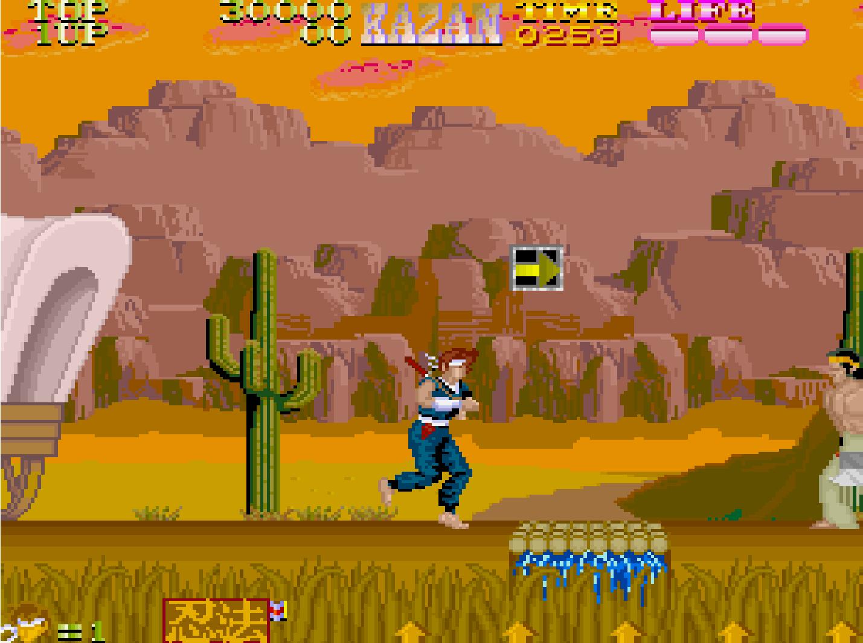 Ninja Kazan
