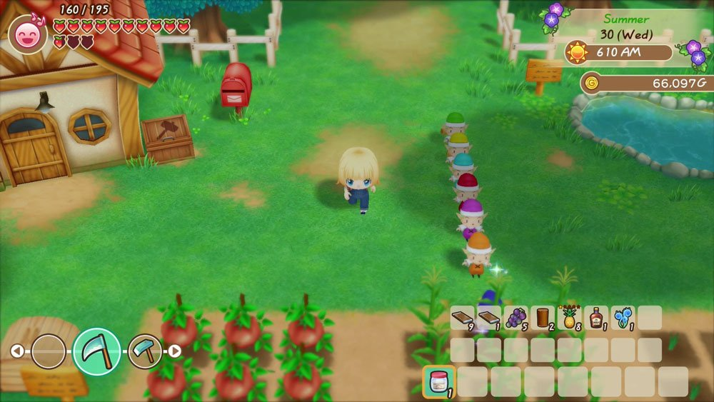 Gallery: Feast Your Eyes On 20 Story Of Seasons: Friends of ...