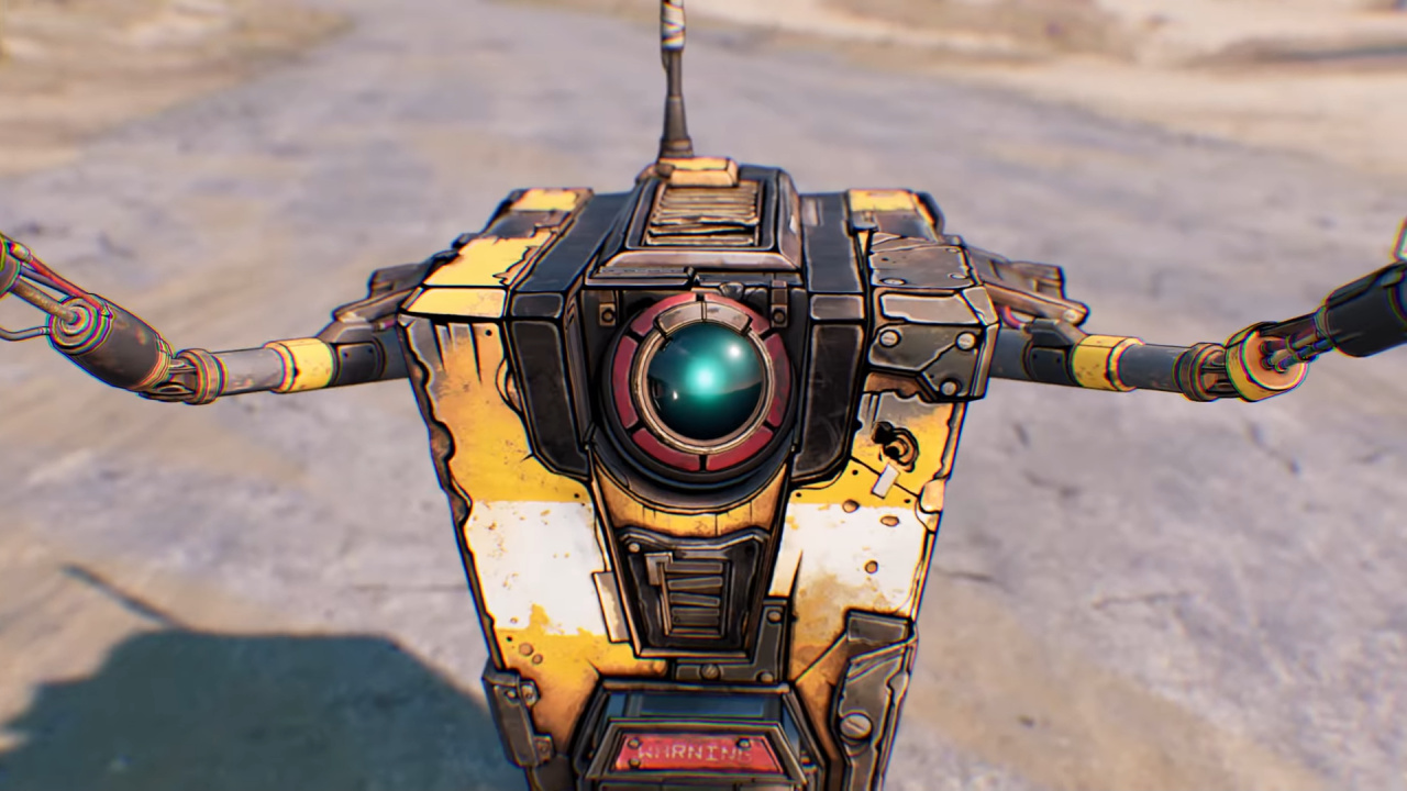 Jack Black Will Voice Claptrap In The Borderlands Movie