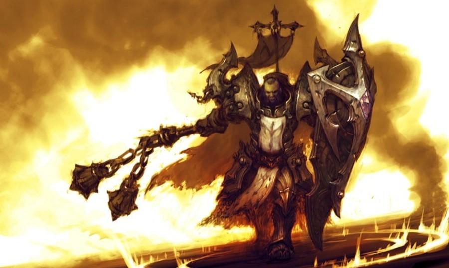 Crusader Diablo