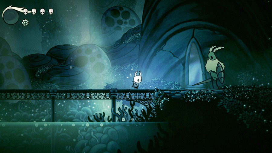 Hollow Knight is a textbook metroidvania