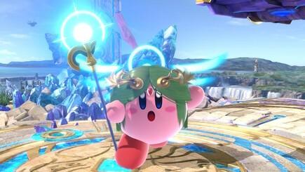 54. Palutena Kirby