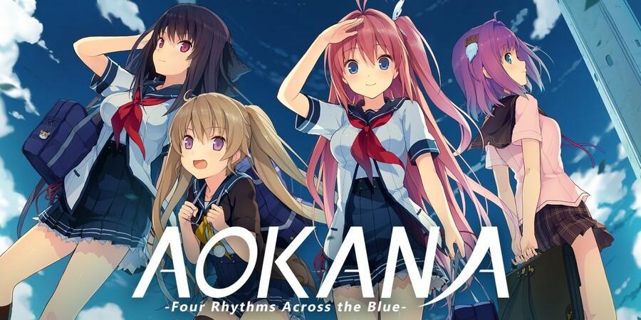 Aokana Four Rhythms Across The Blue (Switch)