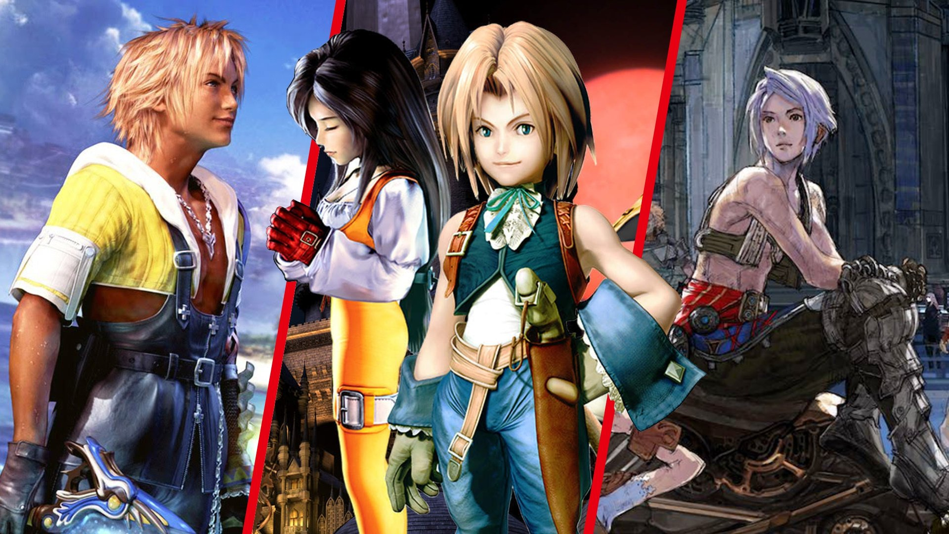Best Final Fantasy Games Of All Time Nintendo Life