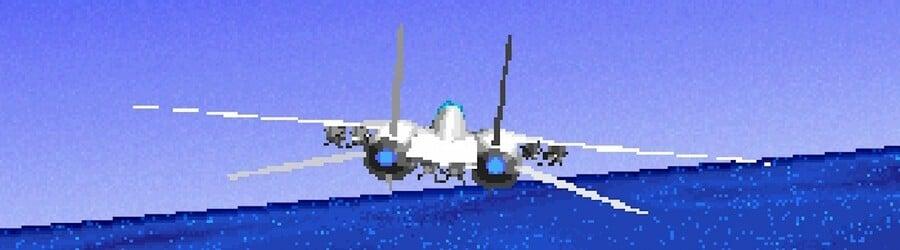 SEGA AGES G-LOC: Air Battle (Switch eShop)