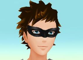Mystery Mask