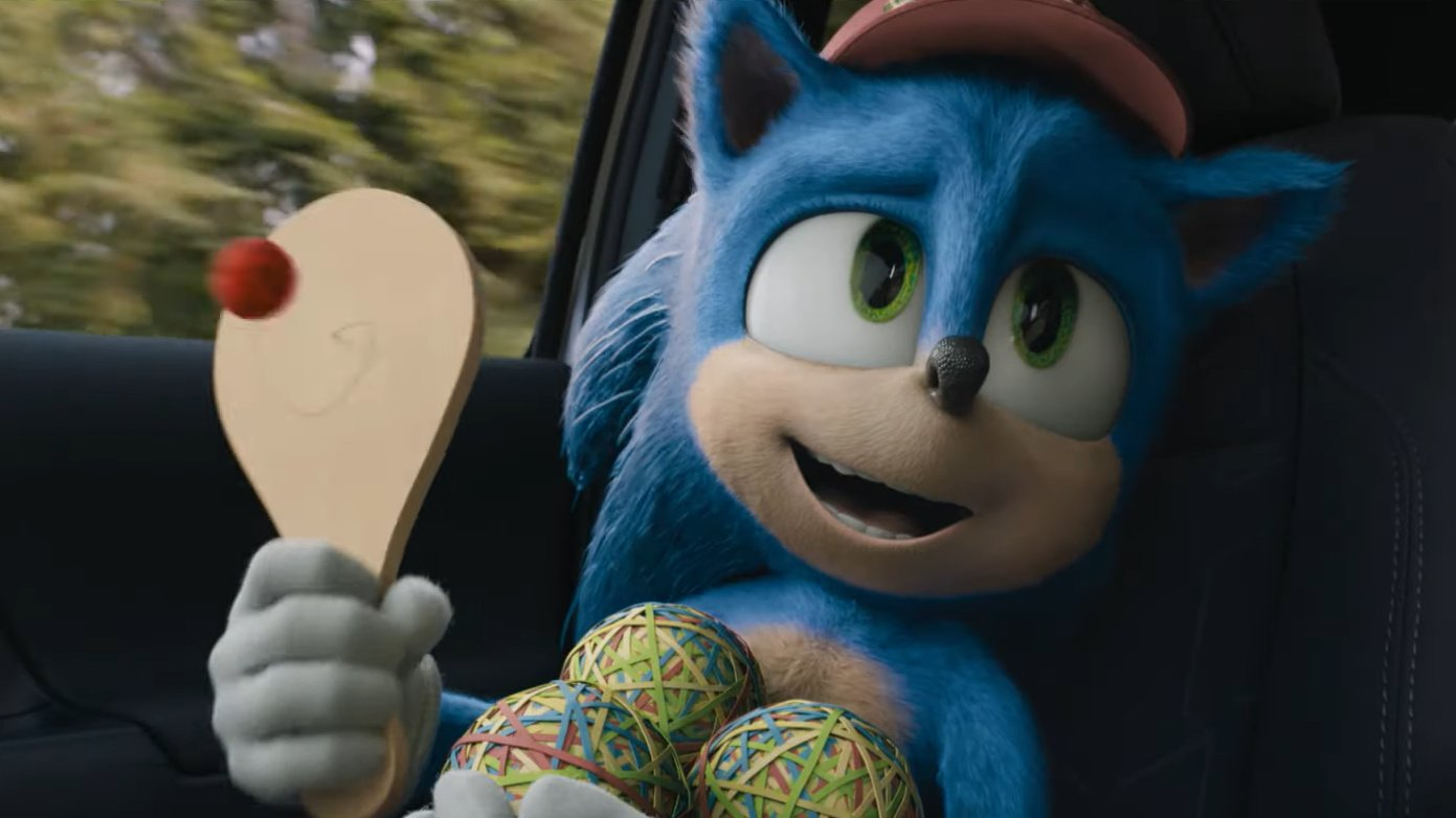 Allsonicgames Net yes, the sonic movie redesign was ledsonic mania