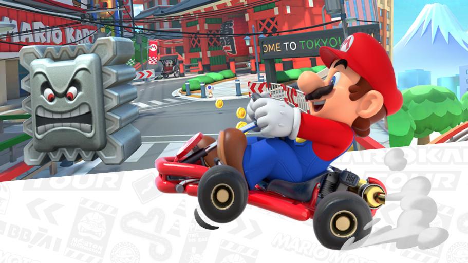 Mario Kart Tour Will Get Multiplayer Mode In Future Update