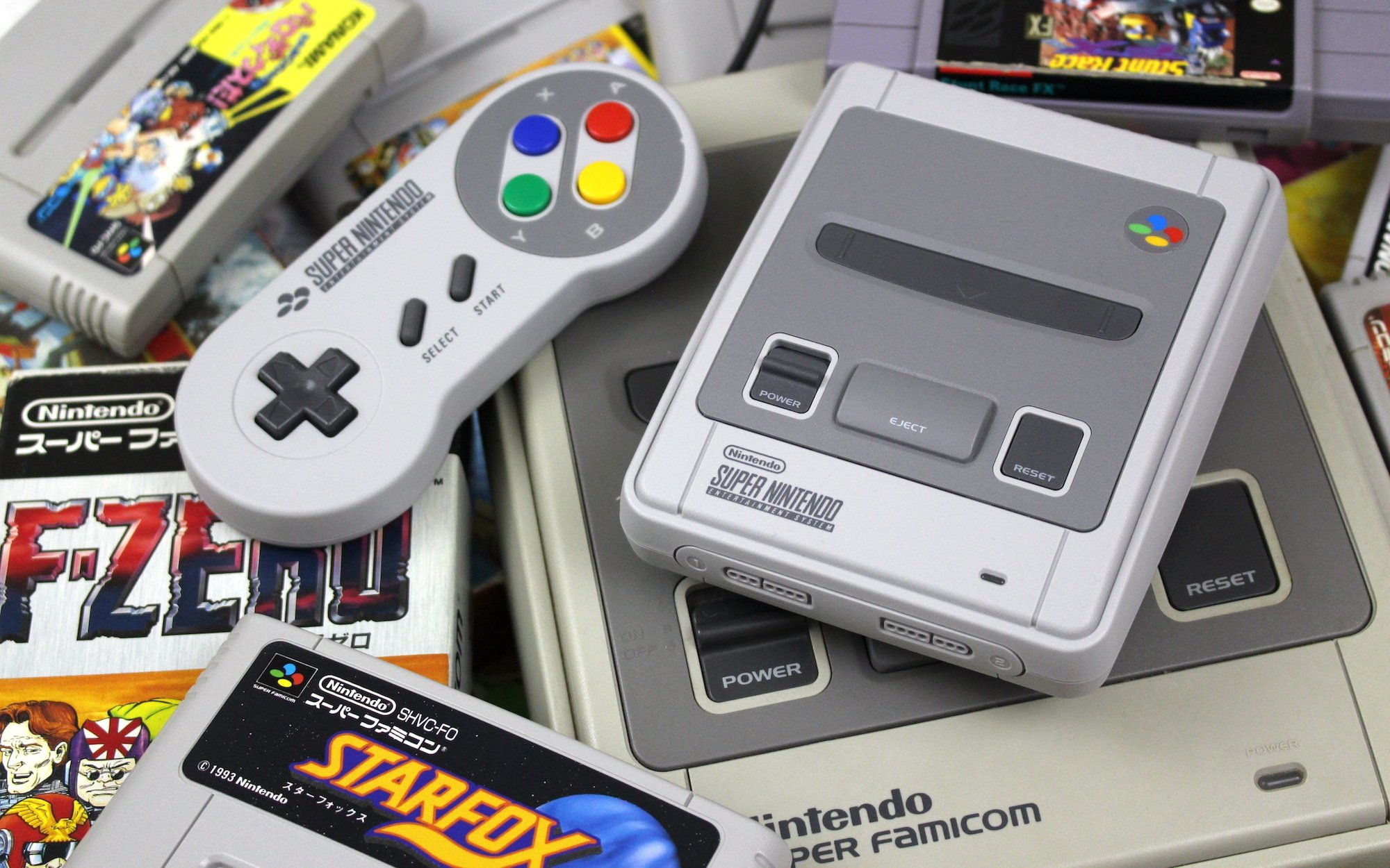 NES And SNES Mini Are Still Big Sellers For Nintendo