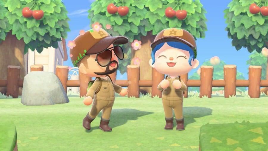 Animal Crossing: New Horizons - WeedCo