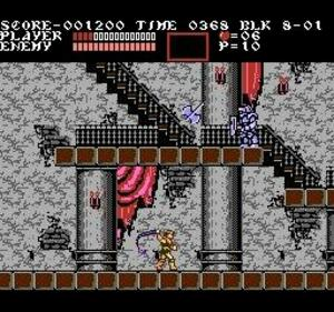 Old and new collide in Castlevania III