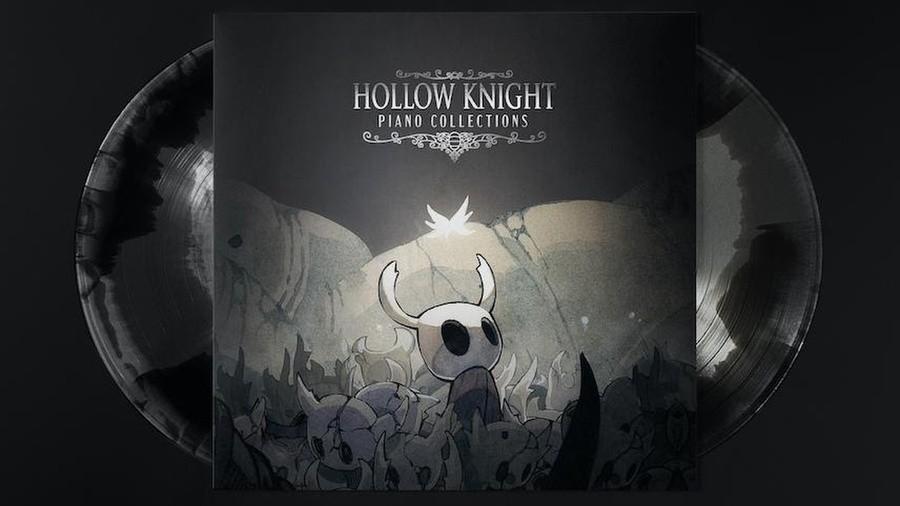 Hollow Knight piano album