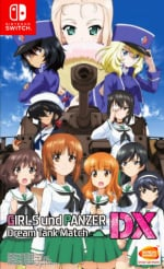Girls Und Panzer: Dream Tank Match DX