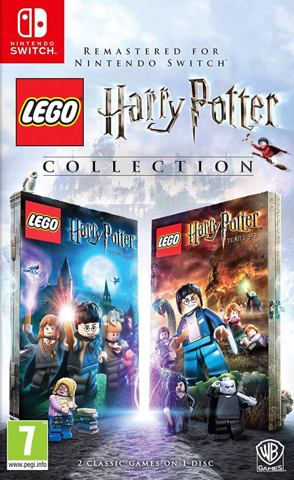Lego Harry Potter Collection Review Switch Nintendo Life