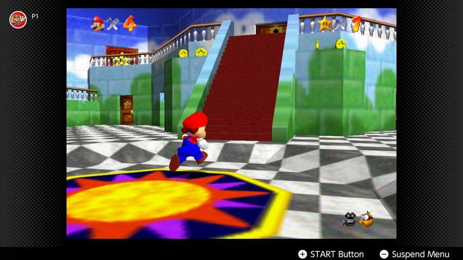Super Mario 64 - Switch Online