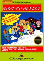 Kung-Fu Heroes (NES)