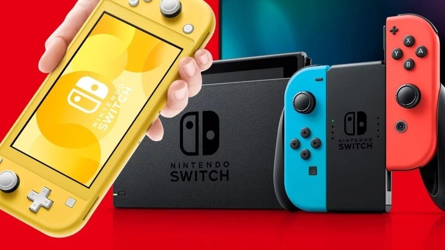 Switch And Switch Lite