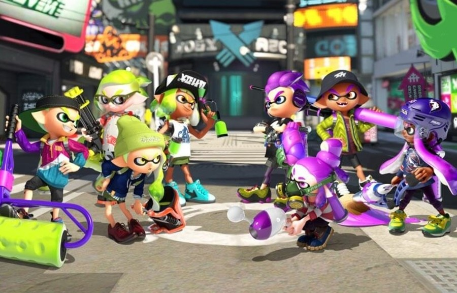 Splatoon 2 Team Img
