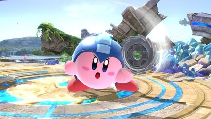46. Mega Man Kirby