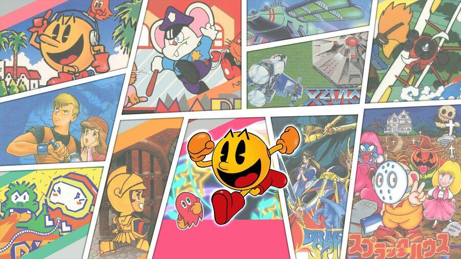 Namco Museum Vols 1