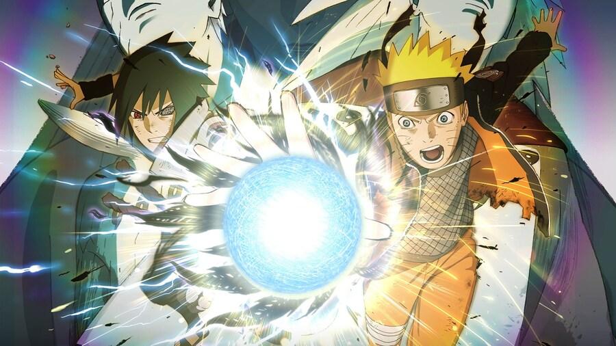 Naruto Shippuden Ultimate Ninja Storm 4 Key Art