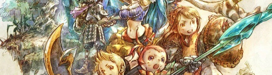 Final Fantasy: Crystal Chronicles Remastered Edition (Switch eShop)