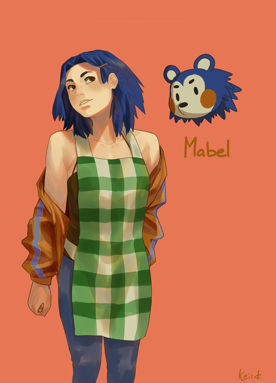 Gallery: Artist Reimagines Animal Crossing Characters As ...