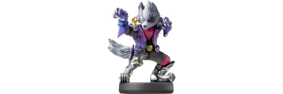 Wolf amiibo