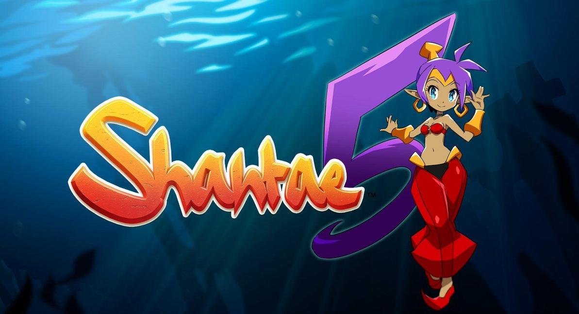 WayForward Announces Shantae 5, Arrives On Nintendo Switch Later This Year