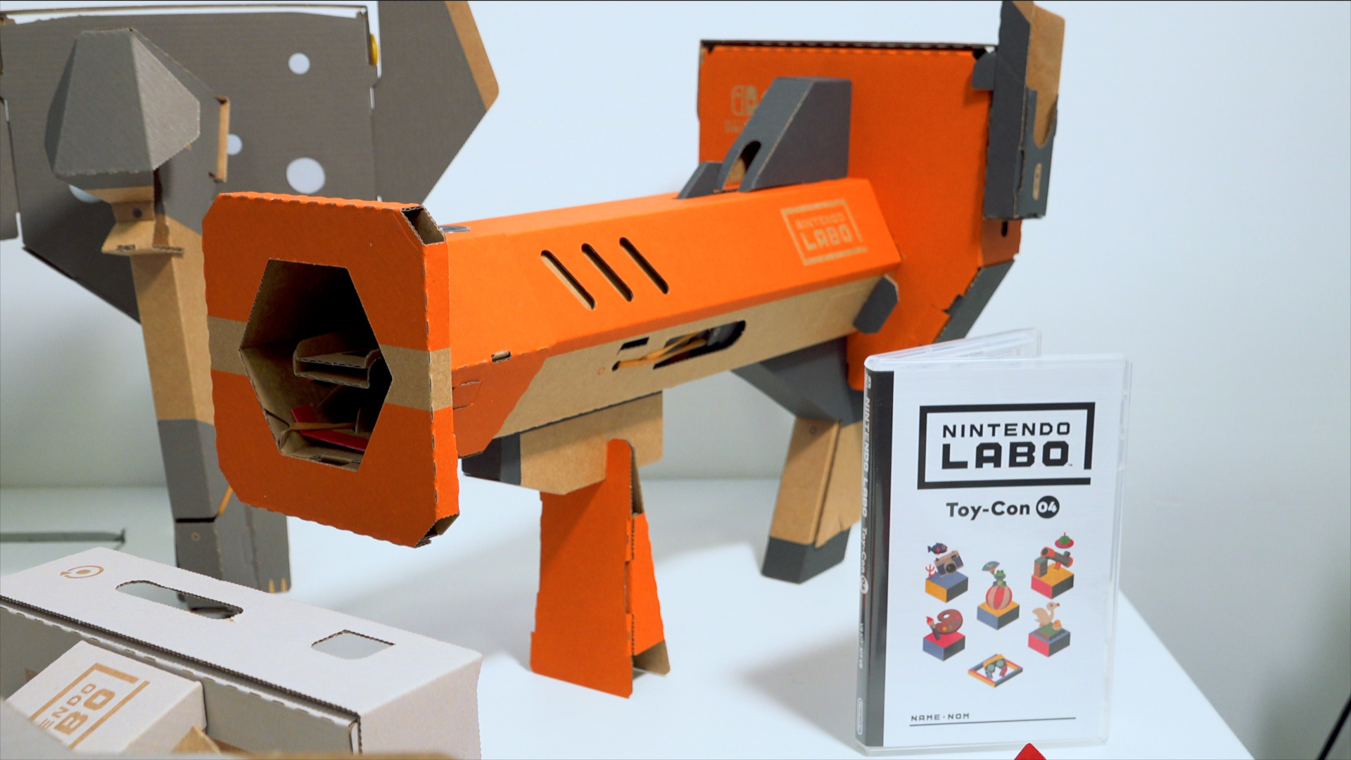 Hands On: There's More To Nintendo's Labo VR Than Meets The