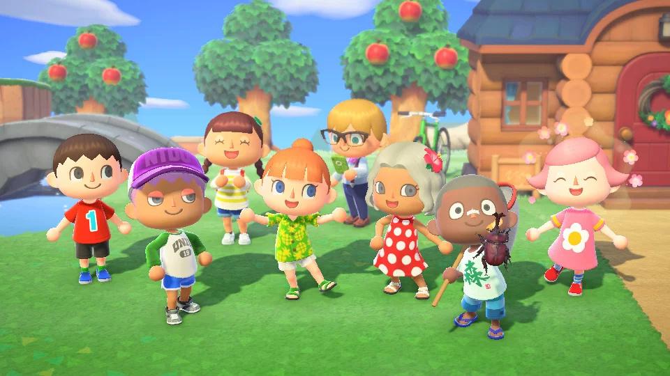 """CoroCoro Comic Teases Animal Crossing: New Horizons """"Scoop"""""""