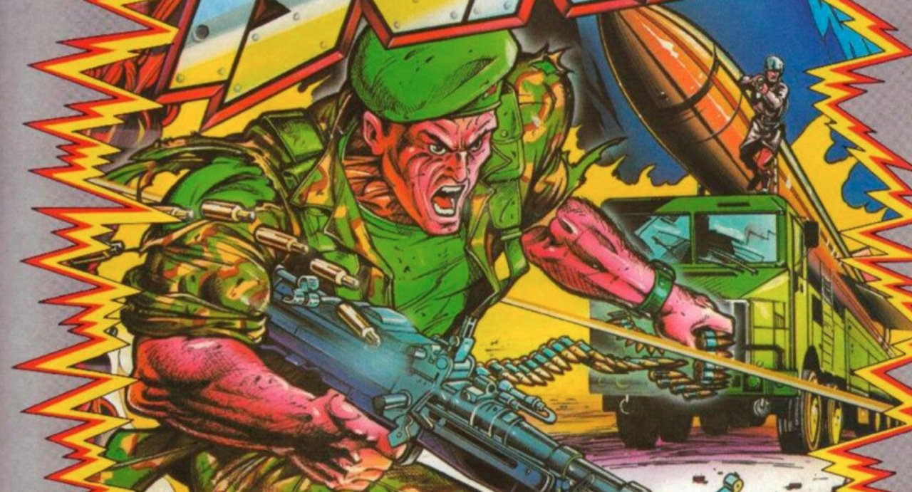 Don Your Green Beret, Konami's Rush'n Attack Hits The Switch Today