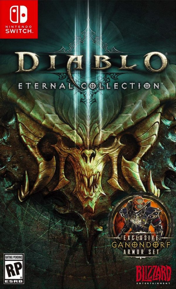 49f10a656bf Diablo III  Eternal Collection Review (Switch)