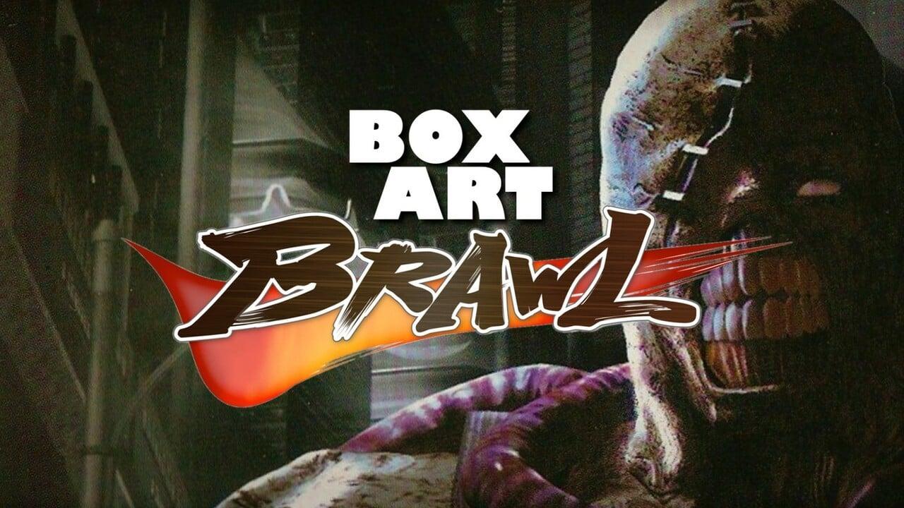 Poll: Box Art Brawl #37 - Resident Evil 3: Nemesis - Nintendo Life
