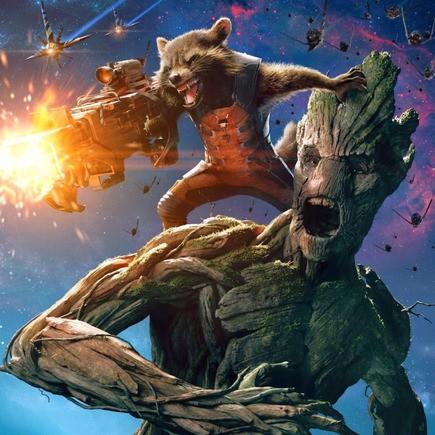 Groot and Rocket (MCU)