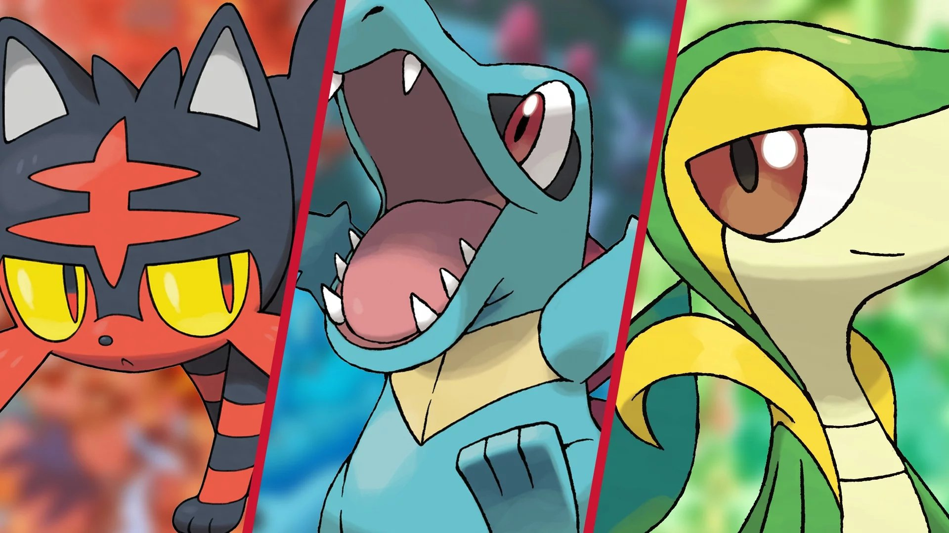 Best Pokémon Starters From All Gens As Voted By You Feature Nintendo Life