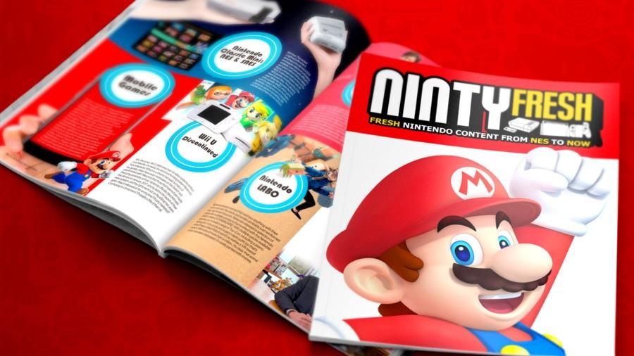 Ninty Fresh Magazine