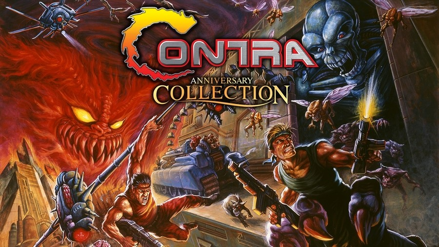 Contra Anniversary Collection