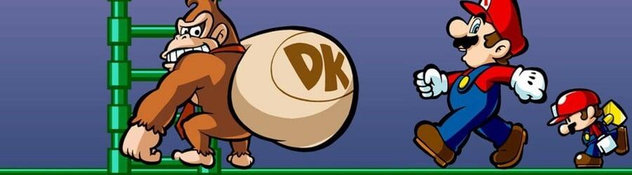 Mario vs. Donkey Kong (GBA)