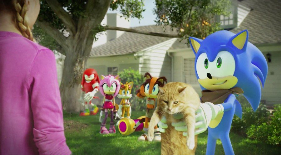 Sonic Boom: Rise of Lyric TV Commercial