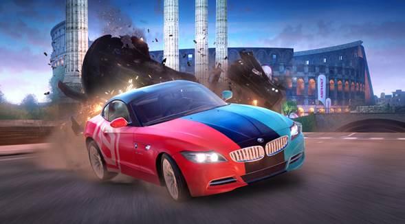 Free-To-Download Racer Asphalt 9: Legends Locks In October Release Date