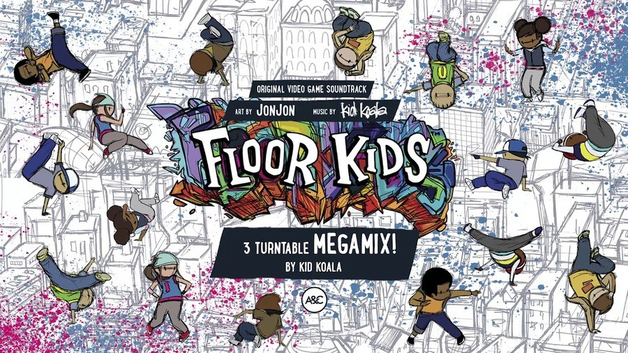 Floor Kids Soundtrack