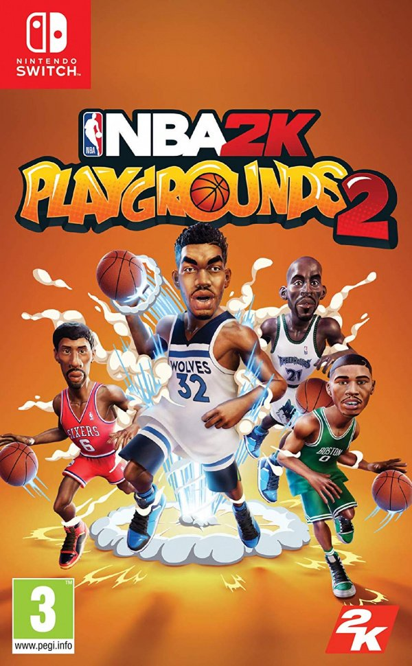 dd4f7d90e6f7 NBA 2K Playgrounds 2 Review (Switch)