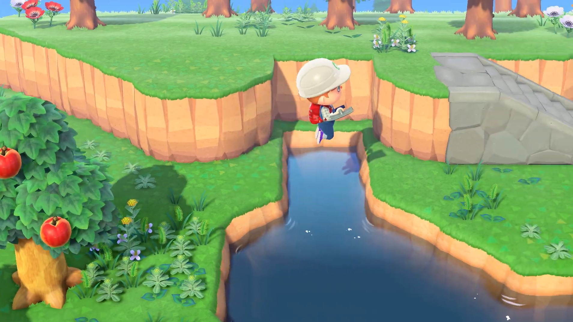 Remodel The Landscape In Animal Crossing: New Horizons To ...