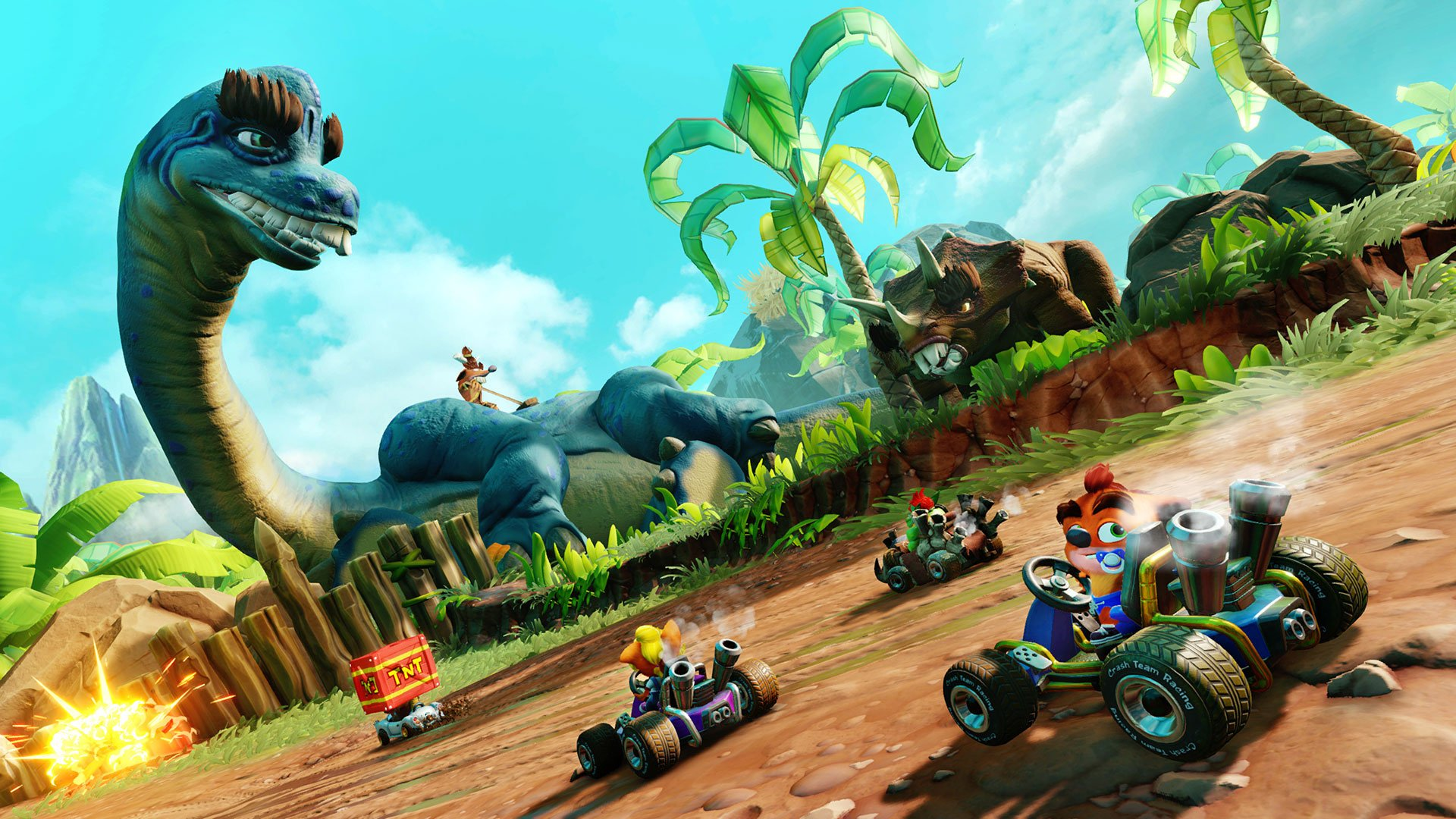 Crash Team Racing Will Soon Allow Players To Buy Wumpa Coins