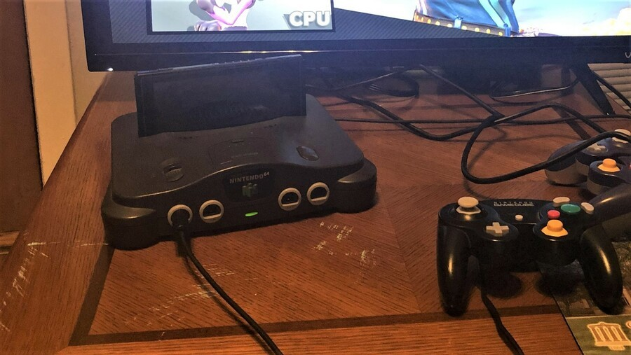 N64 Switch Dock