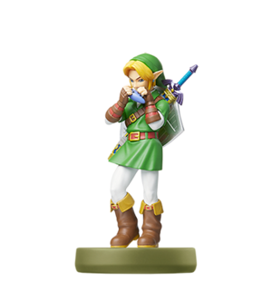 Link - Ocarina of Time amiibo