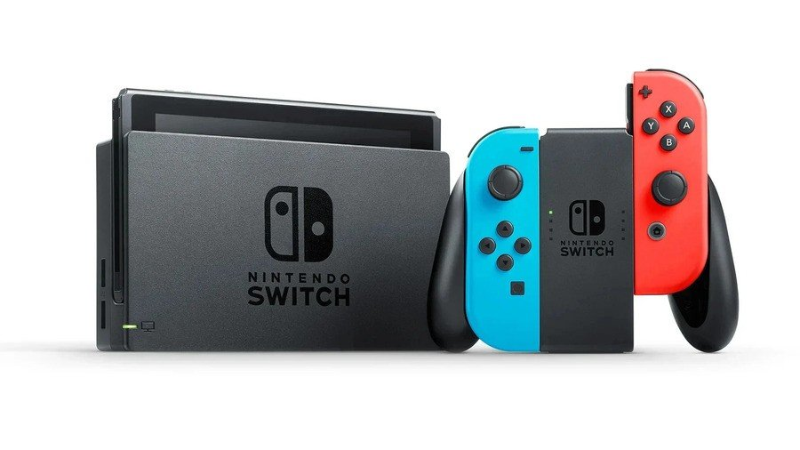 Switch Console
