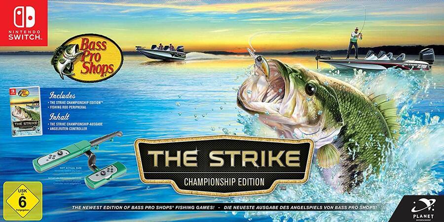 Bass Pro Shops Fishing Boxart